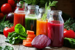 Rebuilding your body using Juices to fight CFS/ME