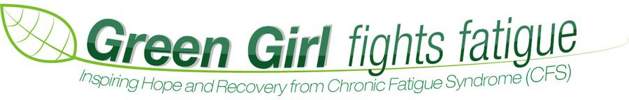 Green Girl Fights Fatigue